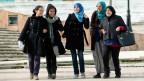 Tunesische Schülerinnen. Das tunesische Bildungssystem soll mit Schweizer Unterstützung reformiert werden.