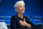 Die Französin Christine Lagarde
