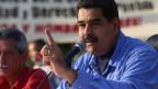 Der venezolanische Präsident Maduro mag keine undiplomatische Twitterei.