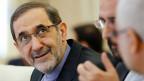 «No Problem, that's natural», sagt Ali-Akbar Velayati, ein enger Berater des iranischen Ayatollahs,  zum Wahlresultat.