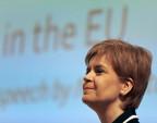 Nicola Sturgeon, Chefministerin von Schottland