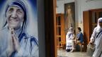Mutter Teresa wird eine Heilige. Der Vatikan verdient mit Heiligsprechungen wesentlich mehr als Gotteslohn.