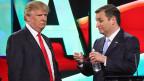 Die Chancen, im November zum US-Präsidenten gewählt zu werden, stehen sowohl für Donald Trump als auch für Ted Cruz schlecht.