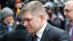 Der slowakische Premierminister Robert Fico hat eine Regierung gebildet. Der Plan könnte aber scheitern.