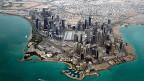 Ist es ein Widerspruch - oder vielleicht ein Hoffnungsschimmer, dass Katar sich öffnet? Bild: Doha, die Hauptstadt Katars.