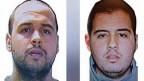 Die Staatsanwaltschaft bestätigt, es handle sich um die Brüder Ibrahim (l.) und Khalid El Bakraoui.