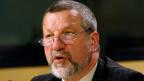 Max-Peter Ratzel, früherer Direktor von Europol. Archivbild.