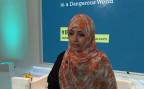 Die jemenitische Friedens-Nobelpreisträgerin Tawakkol Karman