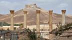 Die Terrormiliz IS soll am Unesco-Weltkulturerbe in der antiken syrischen Stadt Palmyra weniger Schaden angerichtet haben als befürchtet.