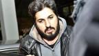 Der türkisch-iranische Geschäftsmann Reza Zarrab bei seiner Verhaftung in Miami.