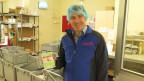 Bimbosan-Cherf Daniel Bärlocher will chinesischen Kindern Schweizer Brei schmackhaft machen.