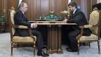 Stabilität und die demonstrative Loyalität des tschetschenischen Präsidenten Ramsan Kadyrow sind dem russischen Präsidenten Wladimir Putin wichtiger als alles andere. Ein Treffen der zwei Präsidenten am 25. März in Moskau.