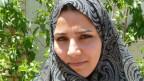 Unbekannte warnten Amina: «In unserer Kultur tritt eine Frau nicht im Fernsehen auf und zeigt ihr Gesicht. Wenn du nicht sofort aufhörst, wird dir was passieren.»
