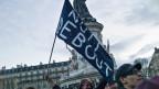 Die Menschen auf der Place de la République in Paris fordern eine andere Art des Politisierens.