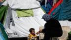 53'000 Flüchtling sind auf Griechenlands Festland und alle sind potentielle Antragsteller.
