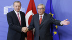 Treffen Erdogan-Juncker im Herbst 2015