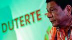 Rodrigo Duterte ist der Donald Trump der Philippinen. Er bezeichnete den Papst als Hurensohn und sagte: «Ihr nennt mich einen Diktator? Ja, das stimmt.»
