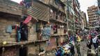 Einstürzende Neubauten in Nairobi. Das kürzlich eingestürzte Haus war erst fünf Monate alt.