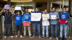 Studentenproteste in Caracas. Immer mehr der jungen und gebildeten Venezolanerinnen und Venezolaner verlassen ihr Land.