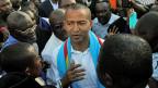 Moise Katumbi, Präsidentschaftskandidat der Opposition in der Demokratischen Republik Kongo. Seine Chancen stehen schlecht; Langzeitpräsident Kabila mit Unterstützung des Verfassungsgerichts weiterregieren.