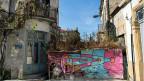Die Griechisch-Zyprer und die Türkisch-Zyprer sind sich so einig wie noch nie. Bild: ein verlassener Grenzposten in Nikosia, der geteilten zyprischen Stadt.