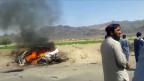 Der Hydra wurde ein Kopf abgeschlagen, doch der nächste wächst mit Sicherheit nach – und ist vieleicht noch schlimmer, sagt der Afghanistan-Experte. Bild: Der mutmassliche Tatort in Pakistan.