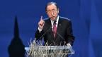 Uno-Generalsekretär Ban Ki Moon nach einem Gipfel, der viele Probleme benannte, aber keine löste.