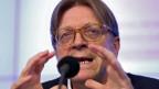 Der EU-Politiker und ehemalige Premierminister Guy Verhofstadt.