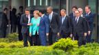 Am G7-Gipfel in Japan sprechen die Mächtigsten der Welt auch über Cyberwar.
