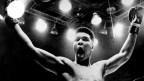 Boxer Muhammad Ali.