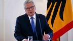 Joachim Gauck will keine weitere Amtszeit als deutscher Bundespräsident.