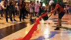Seit sieben Wochen geht in Mazedonien die Bevölkerung jeden Tag auf die Strasse und bewirft Regierungsgebäude mit Farbbeuteln.
