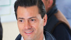 Enrique Peña Nieto versprach das Ende der Gewalt.