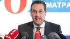 FPÖ-Bundesparteiobmann Heinz Christian Strache. Man habe das Wahlgesetz gebrochen.