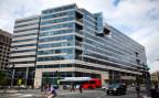 Der Hauptsitz des IWF in Washington DC
