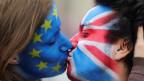 Die Briten müssen sich mit der aktuellen Debatte über ihre Rolle in Europa auseinandersetzen.