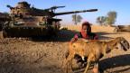 Ein jahrelanger alter Konflikt entbrennt neu. Ein junger Bauer im Grenzgebiet.