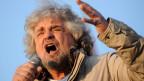 Historische Nacht für «Cinque Stelle» Gründer Beppe Grillo.