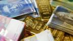 5 von 100 Schweizerinnen und Schweizern haben ein Vermögen von über einer Million Dollar.