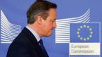 Eine herbe Niederlage für Premier David Cameron.