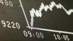 Der Frankenkurs pendelte sich am späten Nachmittag zum Euro im Bereich von 1.08 ein