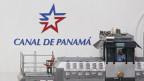 In Miraflores steht das erste Schiff bereit, das den erweiterten Panamakanal befahren wird.