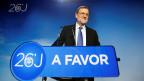 Der Politologe sieht die Volkspartei von Mariano Rajoy in einer bequemen Situation: Die Strategie des Abwartens habe sich bewährt.