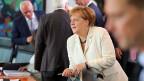 Der Brexit sei «ein Einschnitt für Europa», eine «noch nie dagewesene Situation»: So beschrieb die deutsche Bundeskanzlerin Angela Merkel vor dem Bundestag die Situation. Sie rief zu Geschlossenheit auf.