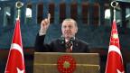 Der türkische Präsident streckt die Hand aus: Mit Israel und Russland begräbt Erdogan das Kriegsbeil.