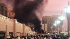 Wenn Glaubensbrüder die Waffen gegeneinander erheben: Saudiarabien ist zum Ziel des IS-Terrors geworden.