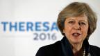 David Cameron tritt vorzeitig als britischer Premierminister zurück – ab Mittwoch ist Teresa May die neue Vorsitzende der konservativen Partei und neue Premierministerin.