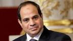 Der ägyptische Präsident Abdel Fattah al-Sisi steht in der Kritik.