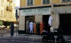 die islamische Buchhandlung, die vom Immam in der rue de Suisse in Nizza geführt wird