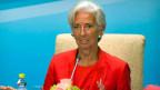 Christine Lagarde muss sich vor Gericht verantworten.